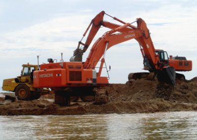 800LAUCALA ISLAND RESORT CIVIL CONSTRUCTION Apr-Jun 040