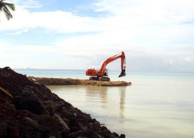 800LAUCALA ISLAND RESORT CIVIL CONSTRUCTION Apr-Jun 065