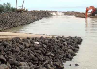 800LAUCALA ISLAND RESORT CIVIL CONSTRUCTION Laucala Apr-Jun 046