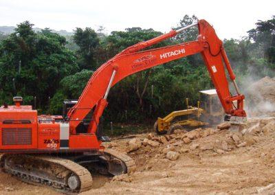 Santo Vanuatu East Coast Road Construction DSC00849-800w