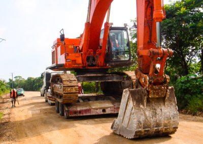 Santo Vanuatu East Coast Road Construction DSC00869-800w
