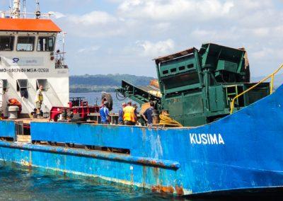 Santo Vanuatu East Coast Road Construction DSC00879-800w