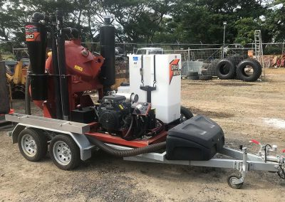 Ditchwitch Vacuum Pump