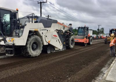 NASRUP S3 Road Upgrade (2019)